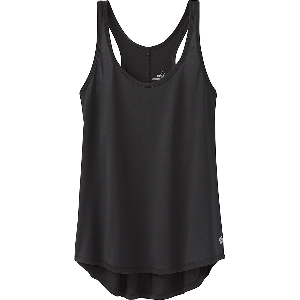 PrAna Revere Tank XL - Black - PrAna Womens Apparel - Apparel & Footwear, Women's Apparel