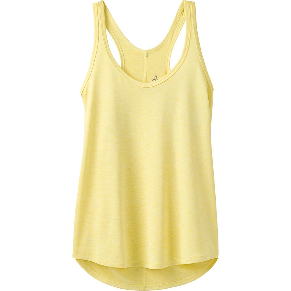 PrAna Revere Tank L - Goldfinch - PrAna Womens Apparel - Apparel & Footwear, Women's Apparel