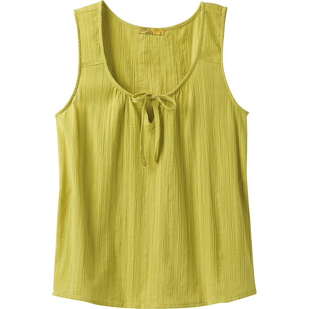 PrAna Jardin Top XL - Pear - PrAna Womens Apparel - Apparel & Footwear, Women's Apparel