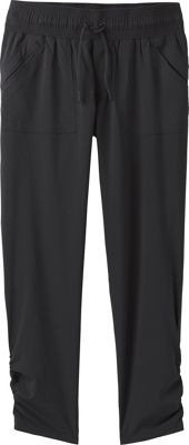 PrAna Midtown Capri XL - Black - PrAna Women's Apparel 10539336