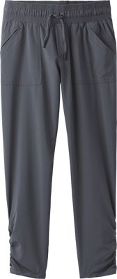 PrAna Midtown Capri XL - Coal - PrAna Women's Apparel 10539341