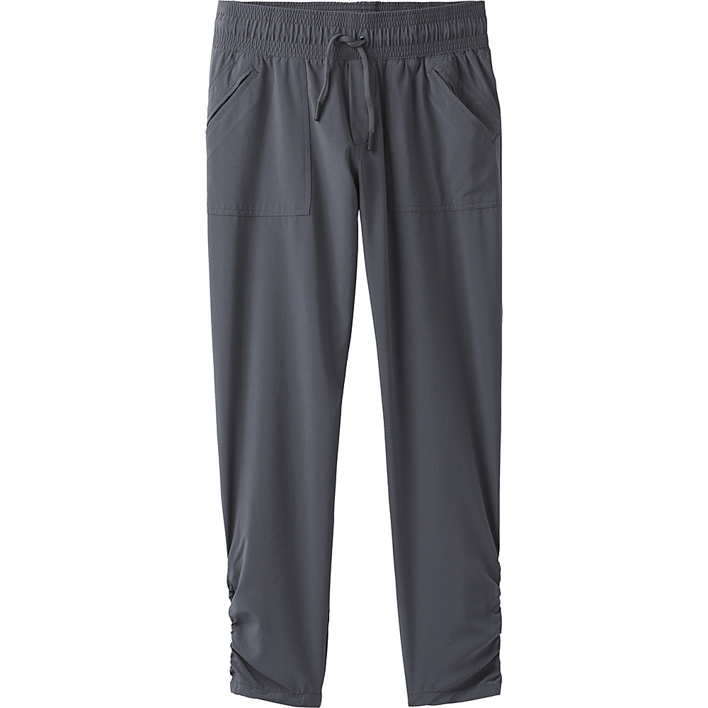 PrAna Midtown Capri XL - Coal - PrAna Womens Apparel - Apparel & Footwear, Women's Apparel