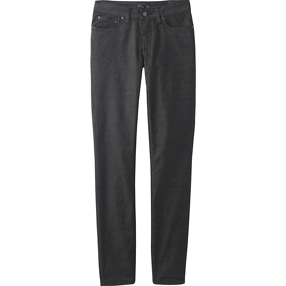 PrAna Kayla Jean - Tall Inseam 6 - Black - PrAna Womens Apparel - Apparel & Footwear, Women's Apparel