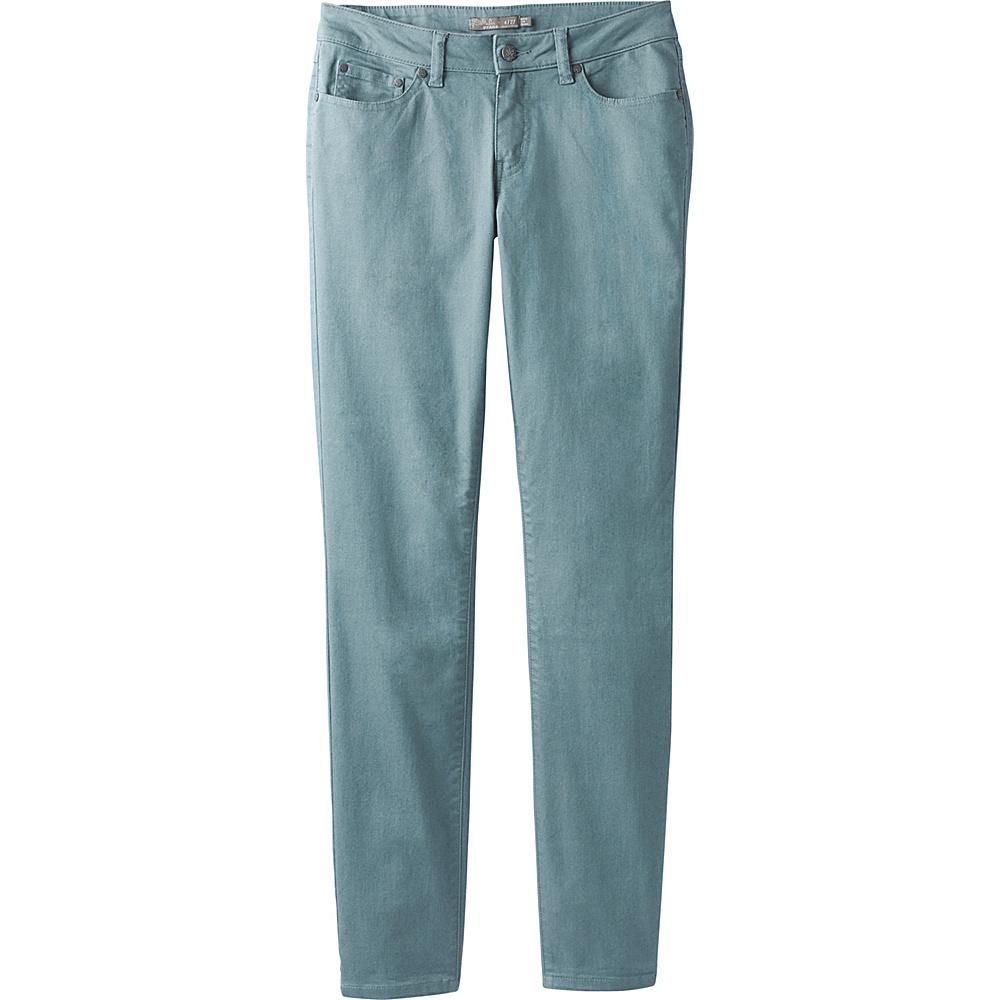 PrAna Kayla Jean - Tall Inseam 6 - Starling Green - PrAna Womens Apparel - Apparel & Footwear, Women's Apparel