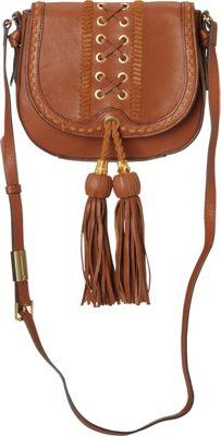 Foley + Corinna Sarabi Saddle Bag Honey Brown - Foley + Corinna Leather Handbags