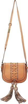 Foley + Corinna Sarabi Saddle Bag Candied Peach - Foley + Corinna Leather Handbags