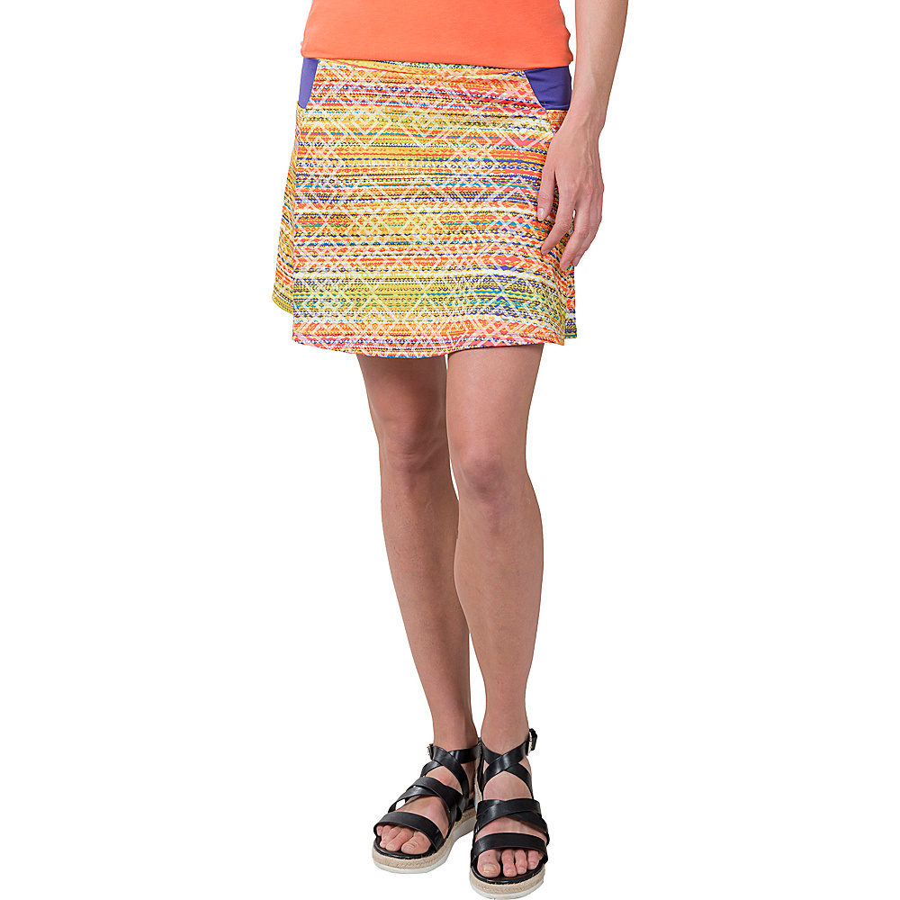 Soybu Flirt Skirt S - Horizon - Soybu Womens Apparel - Apparel & Footwear, Women's Apparel