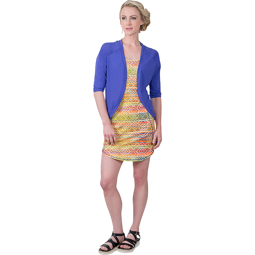 Soybu Crosstown Cardigan M - Ultra - Soybu Womens Apparel - Apparel & Footwear, Women's Apparel