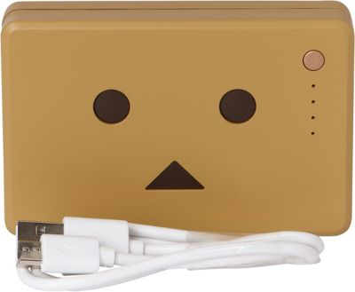 cheero Power Plus 10050mAh Danboard Version - Flower Series Light Brown - cheero Portable Batteries & Chargers