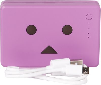cheero Power Plus 10050mAh Danboard Version - Flower Series Sumire - cheero Portable Batteries & Chargers