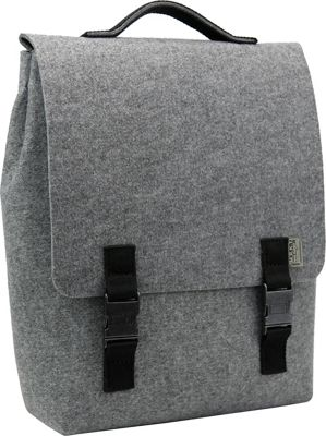 Mad Rabbit Kicking Tiger Carter Mini Backpack Elephant Grey - Mad Rabbit Kicking Tiger Everyday Backpacks