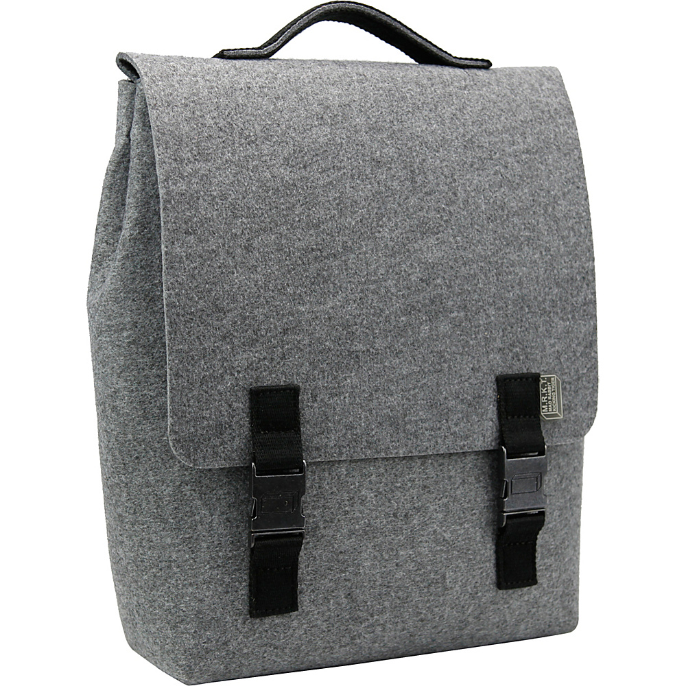 Mad Rabbit Kicking Tiger Carter Mini Backpack Elephant Grey Mad Rabbit Kicking Tiger Everyday Backpacks
