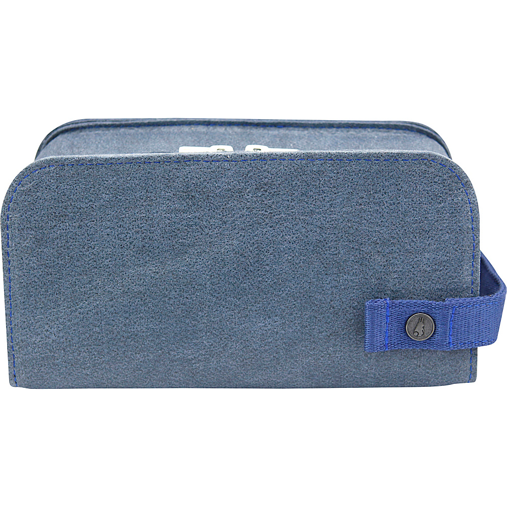 Mad Rabbit Kicking Tiger Ted Toiletry Kit Skyscraper Blue Mad Rabbit Kicking Tiger Toiletry Kits