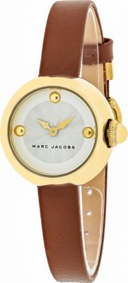 Marc Jacobs Watches Marc Jacobs Watches Women's Courtney Watch White - Marc Jacobs Watches Watches