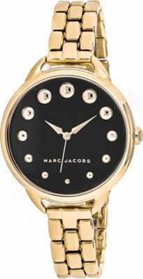 Marc Jacobs Watches Marc Jacobs Watches Women's Betty Watch Black - Marc Jacobs Watches Watches