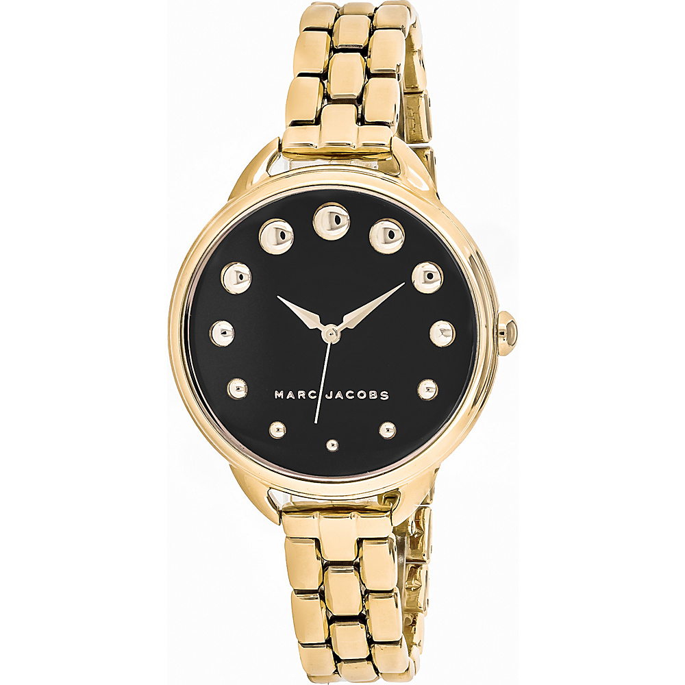 Marc Jacobs Watches Women's Betty Watch Black - Marc Jacobs Watches Watches