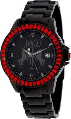 Jivago Watches Women's Folie Watch Black - Jivago Watches Watches
