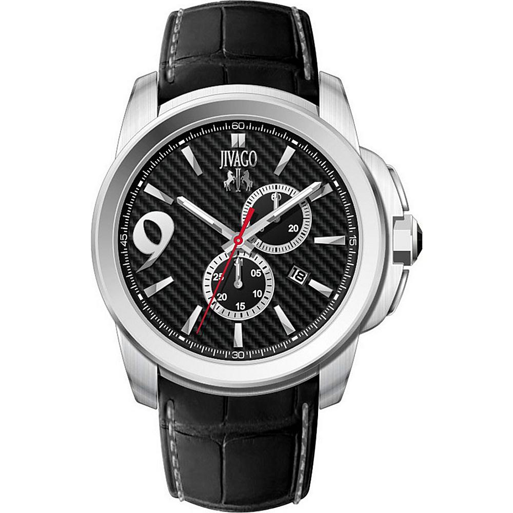Jivago Watches Men s Gliese Watch Black Jivago Watches Watches