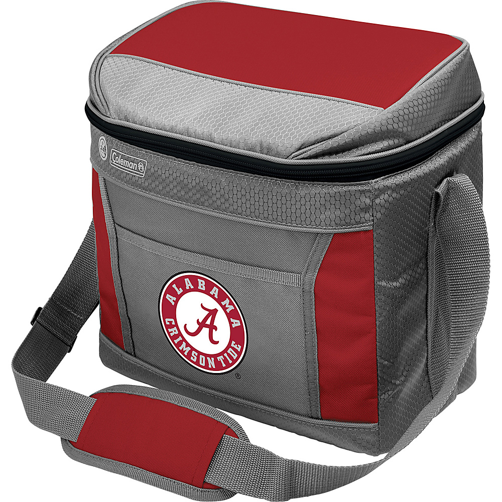 Rawlings Sports NCAA 16 Can Soft Sided Cooler Alabama Rawlings Sports Outdoor Coolers