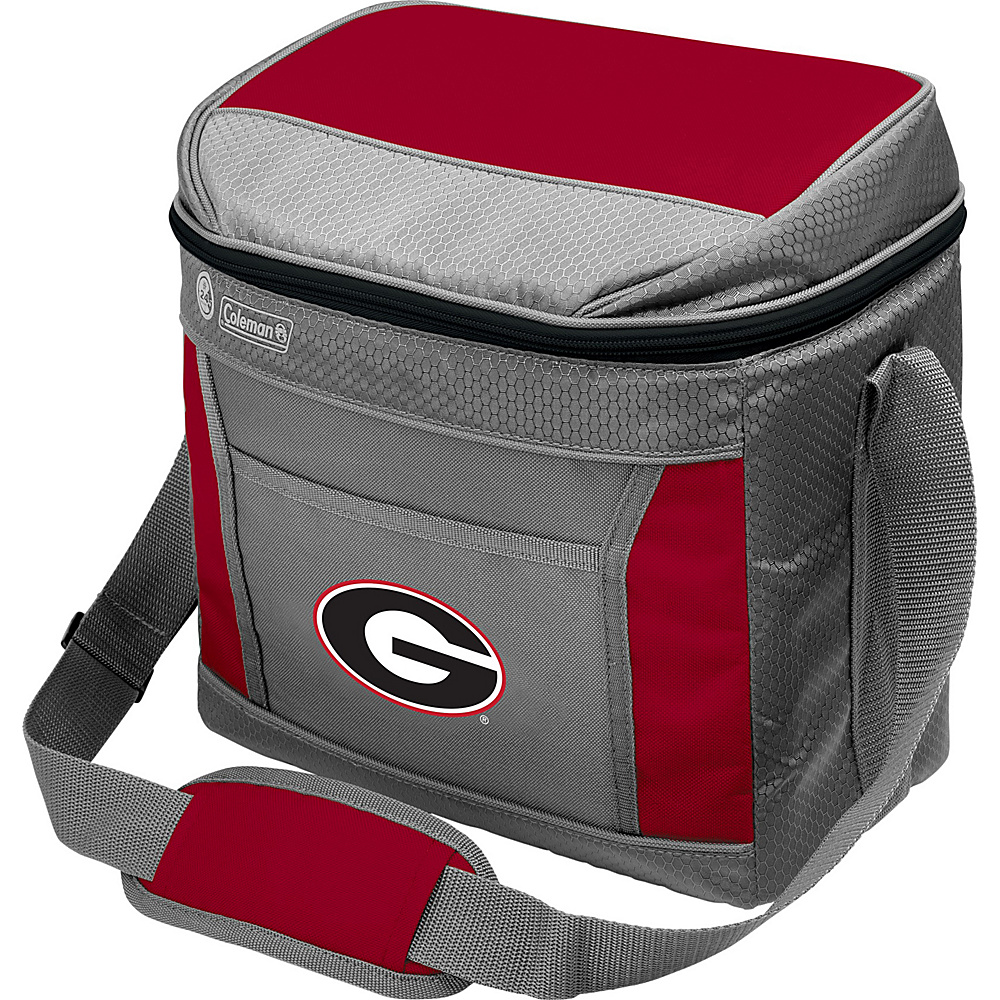 Rawlings Sports NCAA 16 Can Soft Sided Cooler Georgia Rawlings Sports Outdoor Coolers