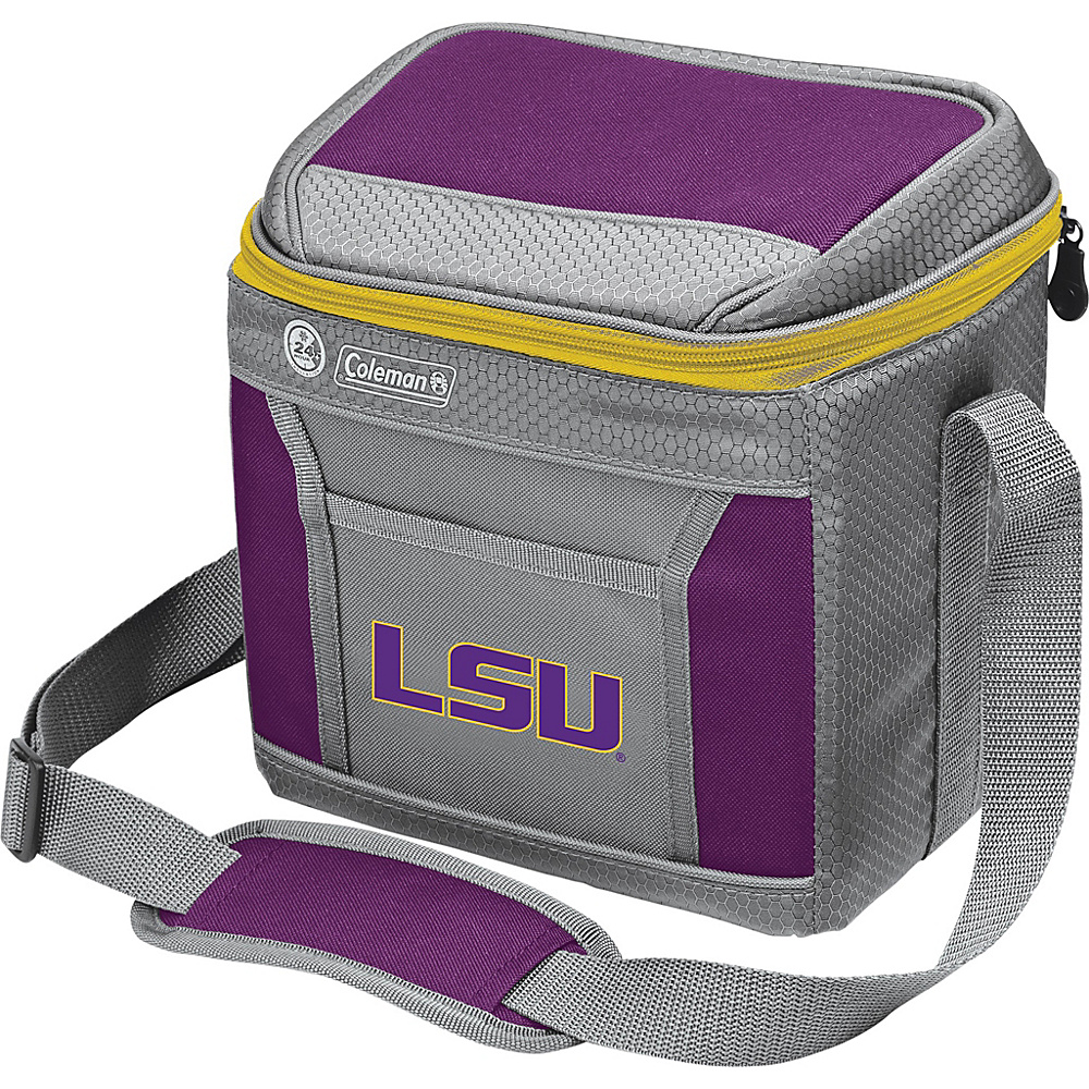 Rawlings Sports NCAA 16 Can Soft Sided Cooler Louisiana State Rawlings Sports Outdoor Coolers
