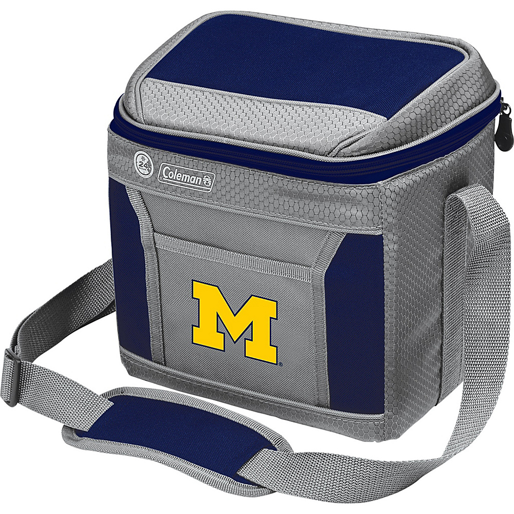 Rawlings Sports NCAA 16 Can Soft Sided Cooler Michigan Rawlings Sports Outdoor Coolers