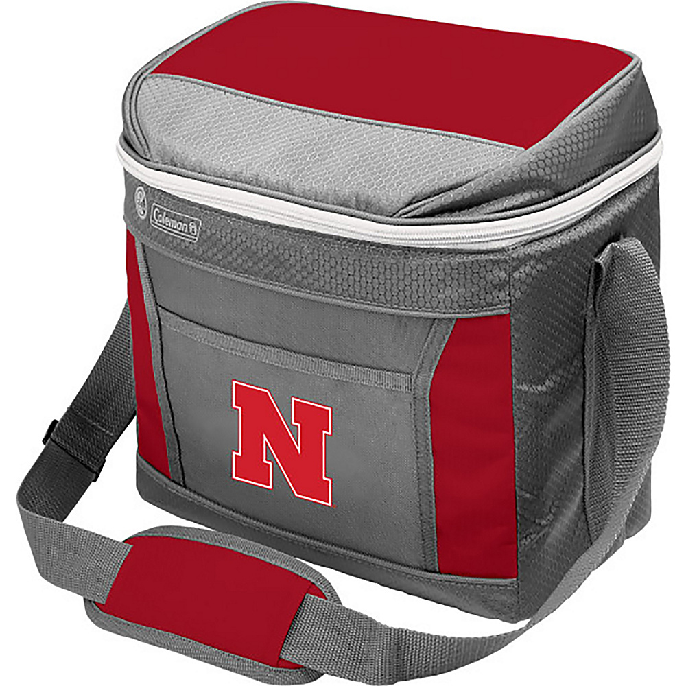 Rawlings Sports NCAA 16 Can Soft Sided Cooler Nebraska Rawlings Sports Outdoor Coolers