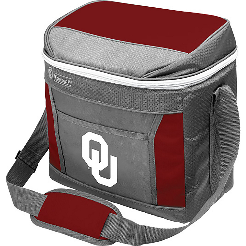Rawlings Sports NCAA 16 Can Soft Sided Cooler Oklahoma Rawlings Sports Outdoor Coolers