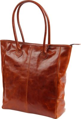 ClaireChase Large Tablet Tote Tan - ClaireChase Women's Business Bags