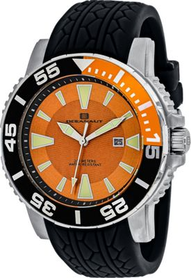 Oceanaut Watches Men's Marletta Watch Orange - Oceanaut Watches Watches