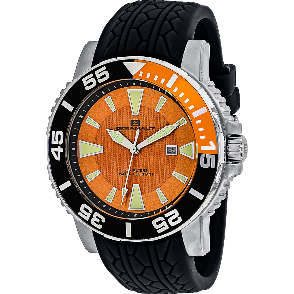Oceanaut Watches Men s Marletta Watch Orange Oceanaut Watches Watches