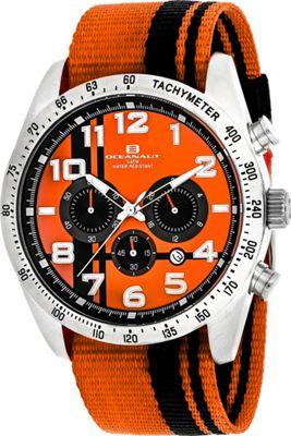 Oceanaut Watches Men's Milano Watch Orange - Oceanaut Watches Watches