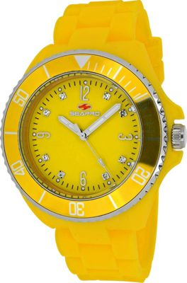 Seapro Watches Women's Sea Bubble Watch Yellow - Seapro Watches Watches