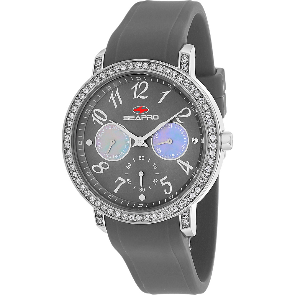 Seapro Watches Women s Swell Watch Grey Seapro Watches Watches