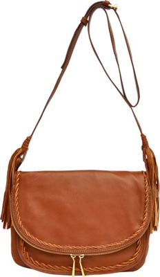 Tommy Bahama Handbags Abaco Messenger Crossbody Saddle - Tommy Bahama Handbags Leather Handbags