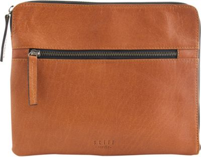 Still Nordic Clean Tablet Sleeve Cognac - Still Nordic Electronic Cases