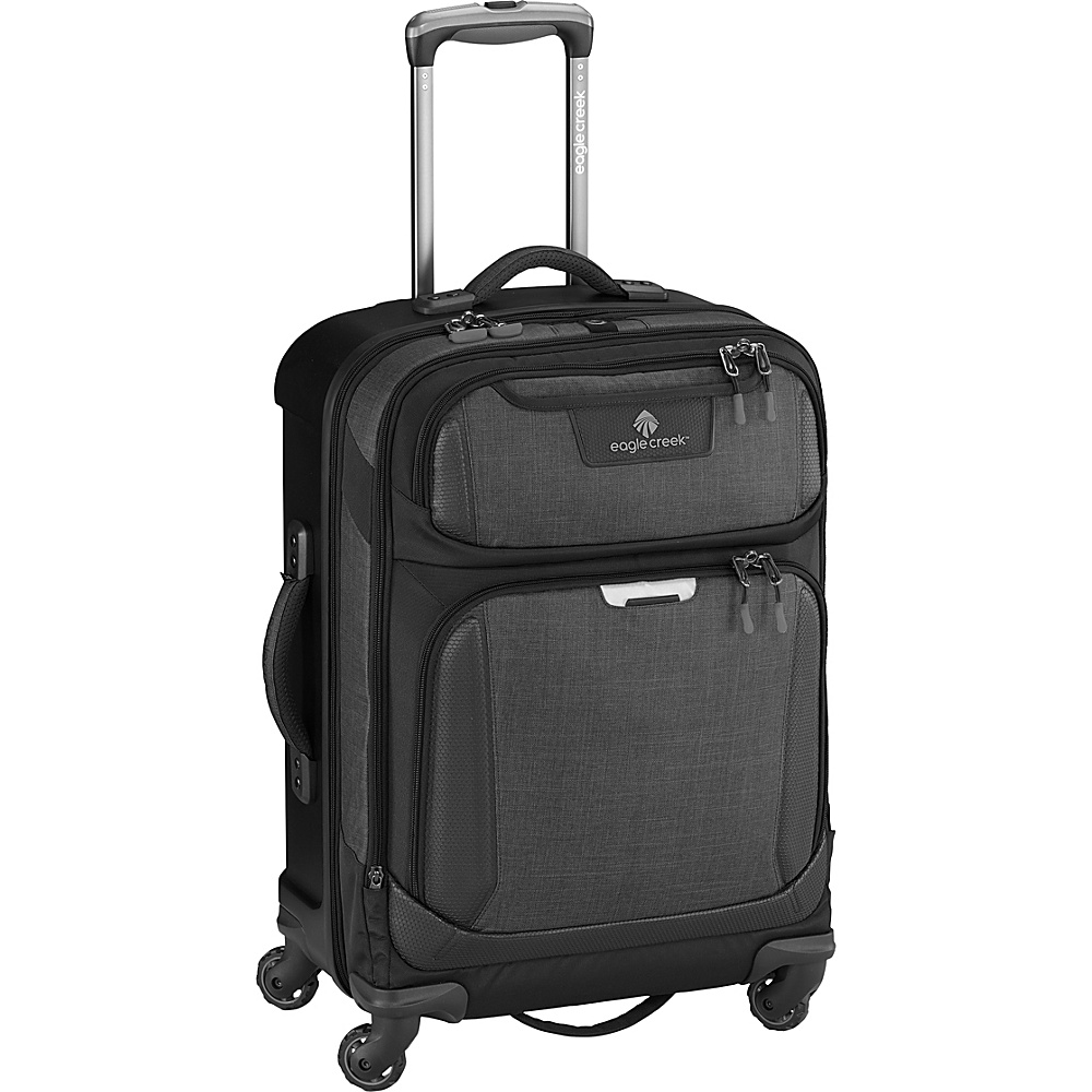 Eagle Creek Tarmac AWD 26 Spinner Asphalt Black - Eagle Creek Softside Carry-On - Luggage, Softside Carry-On