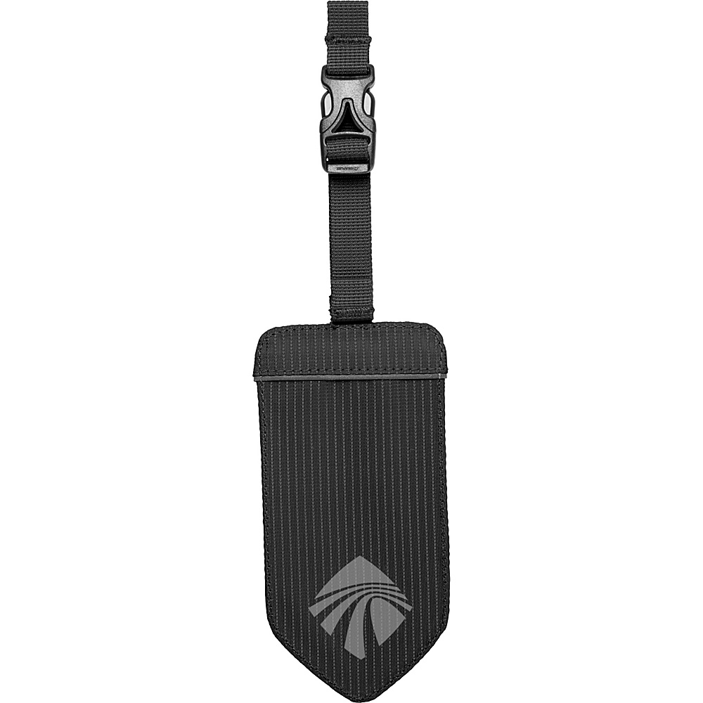 Eagle Creek Reflective Luggage Tag Black - Eagle Creek Luggage Accessories - Travel Accessories, Luggage Accessories