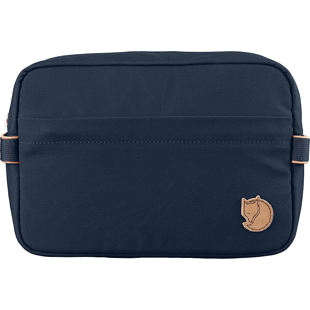 Fjallraven Travel Toiletry Bag Navy - Fjallraven Toiletry Kits - Travel Accessories, Toiletry Kits