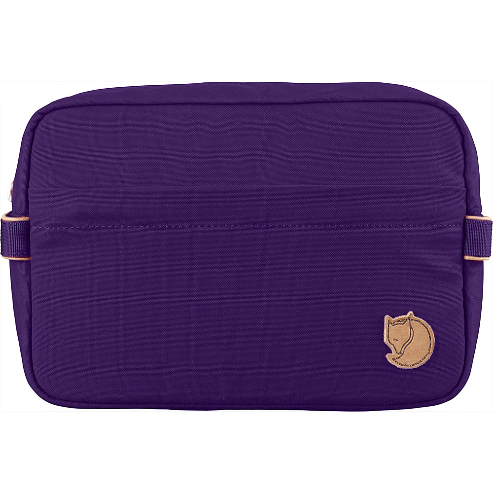 Fjallraven Travel Toiletry Bag Purple - Fjallraven Toiletry Kits - Travel Accessories, Toiletry Kits