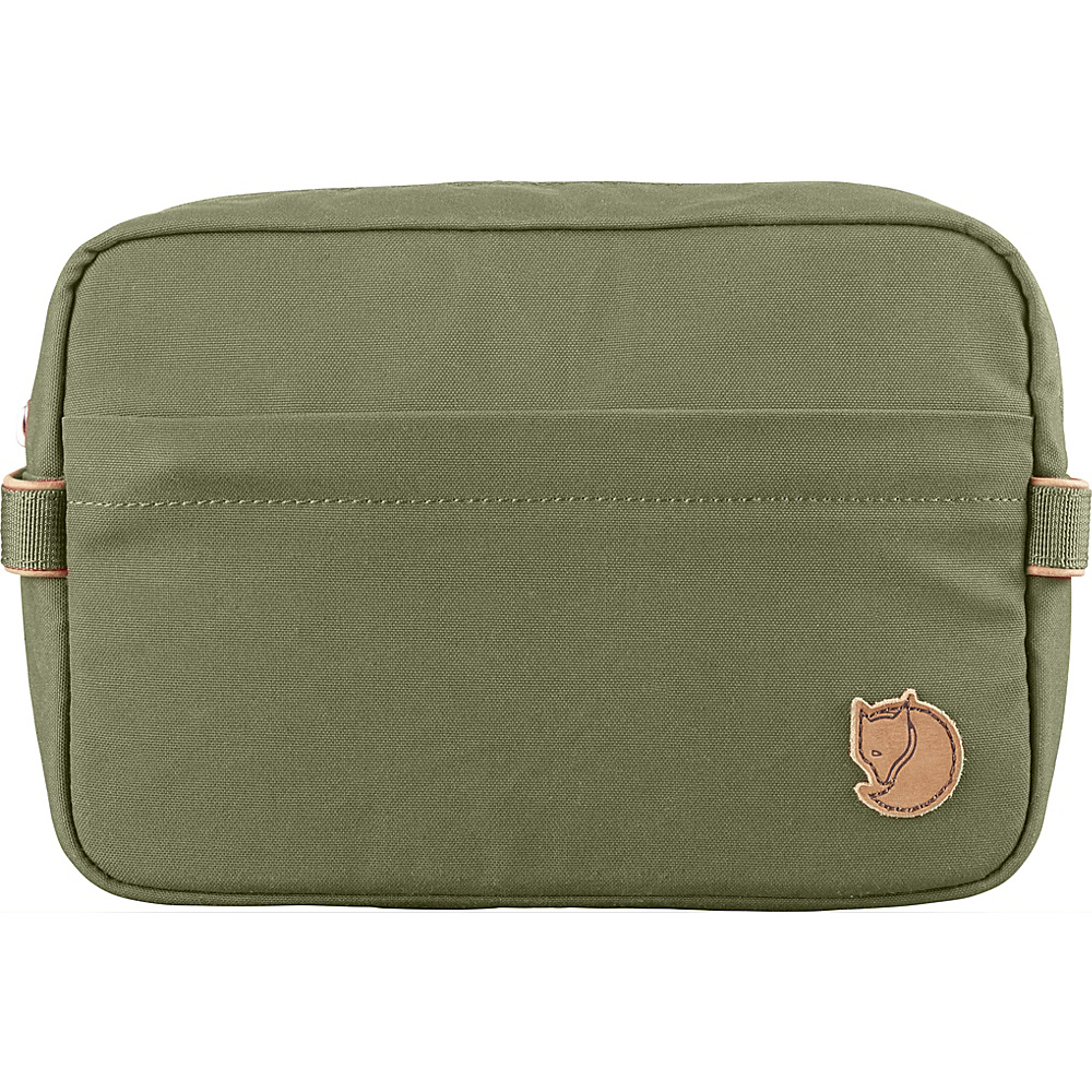 Fjallraven Travel Toiletry Bag Green - Fjallraven Toiletry Kits - Travel Accessories, Toiletry Kits