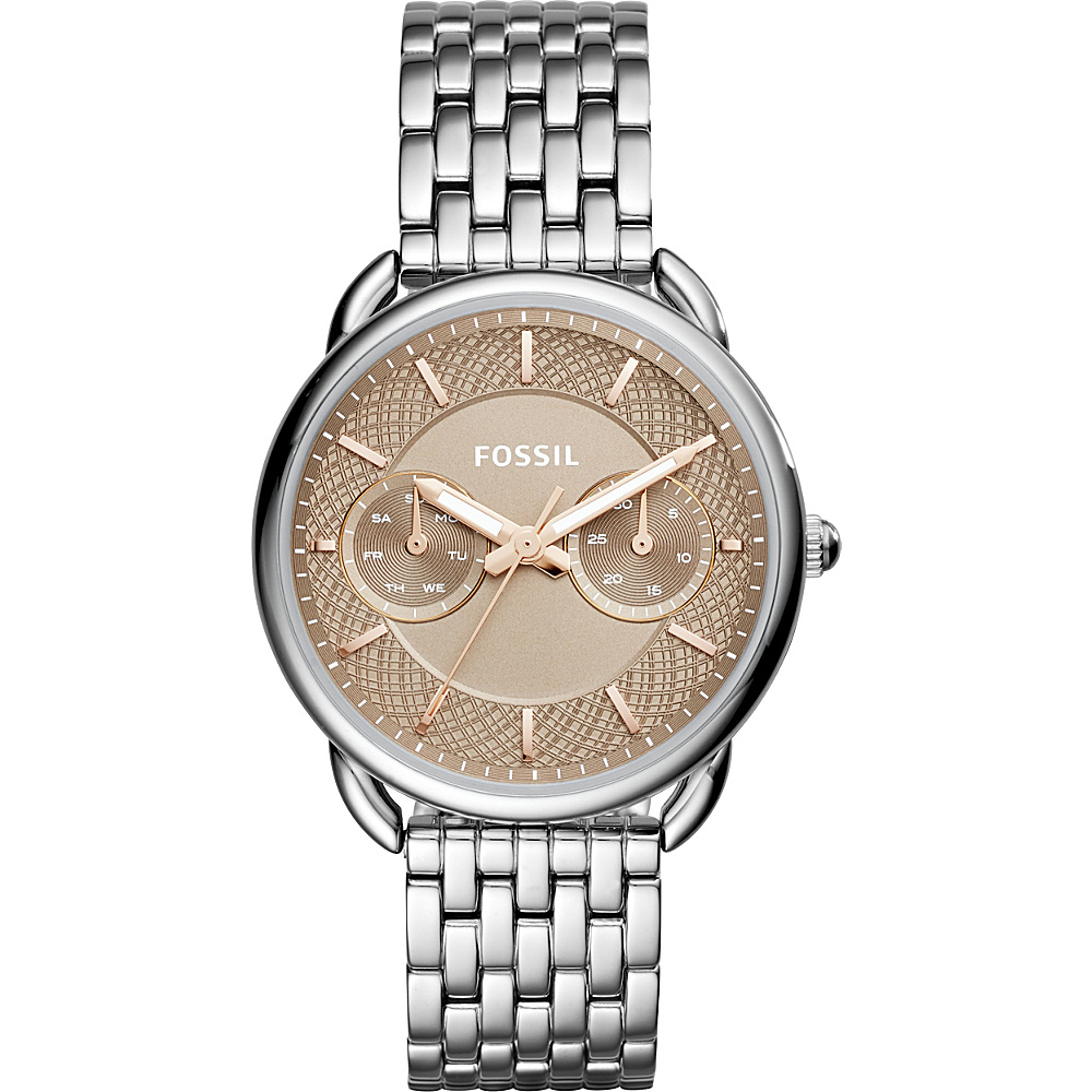 Fossil Tailor Multifunction Watch Silver - Fossil Watches - Fashion Accessories, Watches