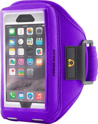 Gear Beast iPhone 7 Case Compatible Armband Purple - iPhone 7 - Gear Beast Electronic Cases