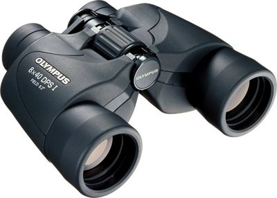 Olympus Trooper 8x40 DPS I Binoculars Black - Olympus Portable Entertainment