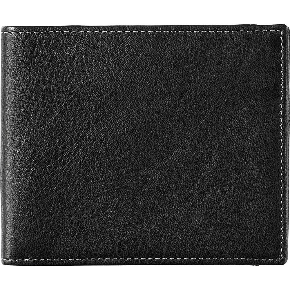 Johnston & Murphy Super Slim Wallet Black – Johnston & Murphy Men's Wallets