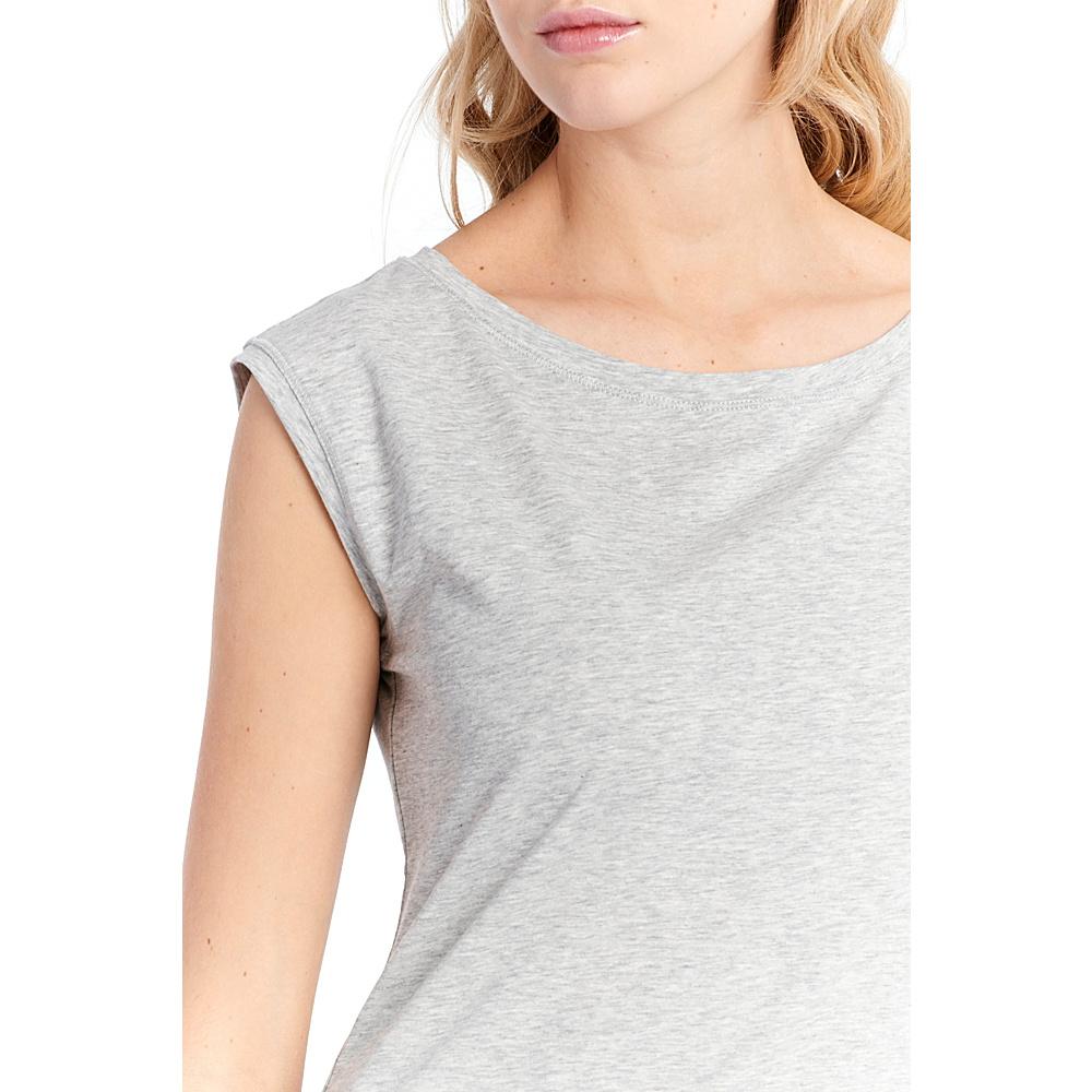 Lole Luisa Dress XS - Light Grey Heather - Lole Womens Apparel - Apparel & Footwear, Women's Apparel