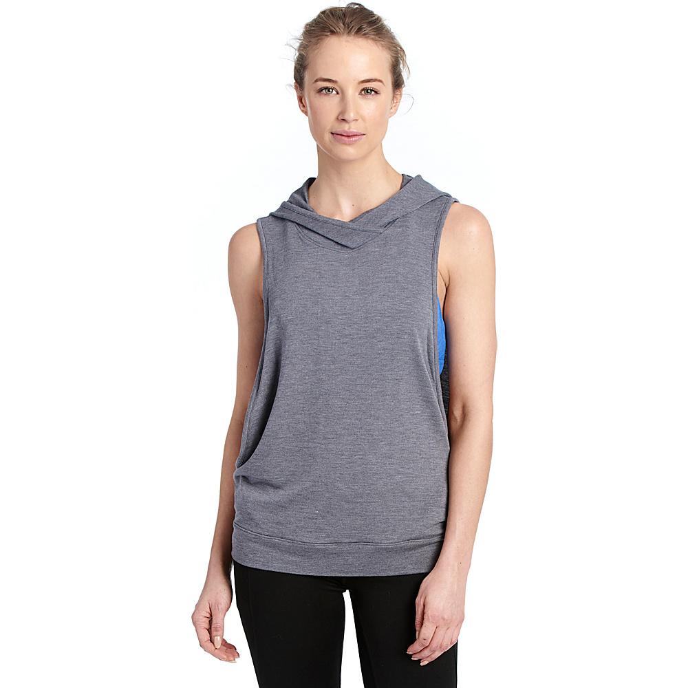 Lole May Vest S - Dark Grey Heather - Lole Mens Apparel - Apparel & Footwear, Men's Apparel
