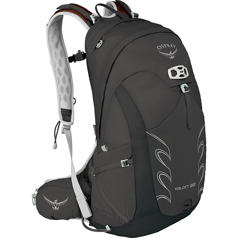 Osprey Talon 22 Hiking Pack Black - S/M - Osprey Day Hiking Backpacks - Outdoor, Day Hiking Backpacks