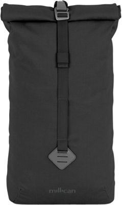 Millican Smith The Roll Pack 18L Graphite - Millican Laptop Backpacks