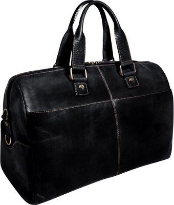 Jack Georges Voyager Cabin Bag Black - Jack Georges Travel Duffels